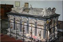TQ6668 : St Mary Magdalene, Cobham by David Kemp