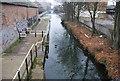 TQ3583 : Hertford Union Canal by N Chadwick