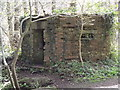 SU9544 : Pill Box, East End of Milton Wood by Colin Smith
