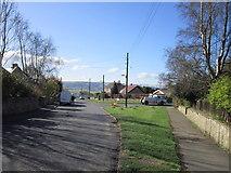 NZ1366 : Walking down Heddon Banks (road) by Ian S