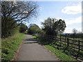 NZ1665 : Walking east to Newcastle by Ian S