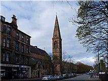NS5667 : A82, Great Western Road, Glasgow by wfmillar