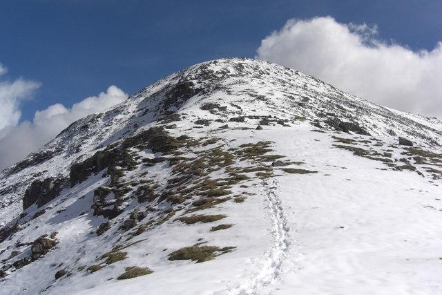 North West Ridge Beinn Eunaich