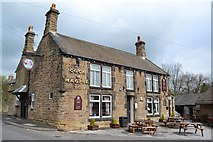 "SK3874 : ""The Cock and Magpie"", Old Whittington by Neil Theasby"