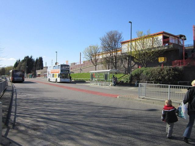Wallsend Bus Station