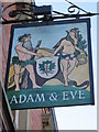 NZ3666 : The Adam and Eve, South Shields by Ian S