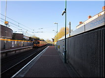 NZ3665 : Waiting for the Metro at Chichester Station by Ian S