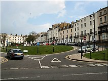 TQ8109 : Wellington Square, Hastings by Paul Gillett