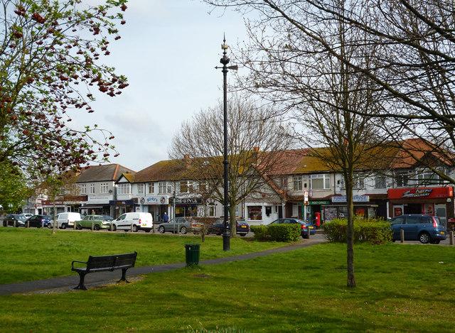 Carshalton:  Wrythe Green