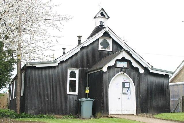Church, Pinfold Lane, Pointon