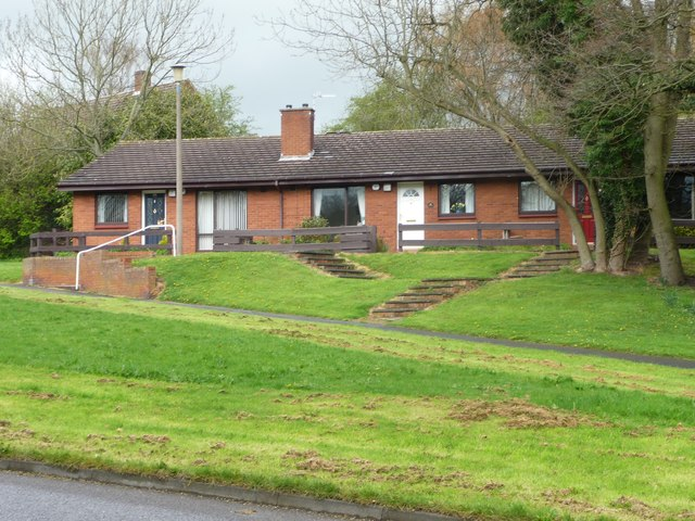 Bungalows on Stirling Lane, Rowlands Gill