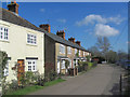 SP8812 : A Row of Cottages at Buckland by Chris Reynolds