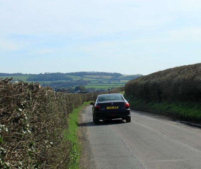 2012 : Minor road, south to Stanton Drew