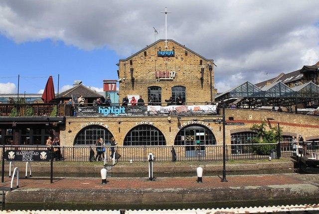 Dingwalls, Camden Lock