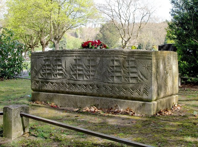 Here lies the father of the Titanic: the tomb of Bruce Ismay, Putney Vale Cemetery