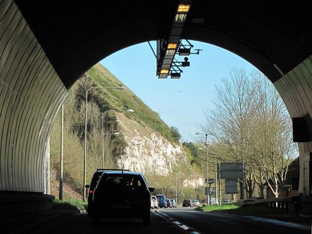 Cuilfail Tunnel