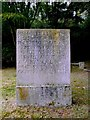 TQ2272 : The Ismay plot, Putney Vale Cemetery:  Behold also the ships . . . . by Stefan Czapski
