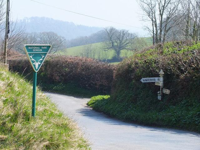 Andrew's Hill Dulverton