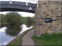 SE2519 : Benchmark on Lodge Farm Bridge by John Slater