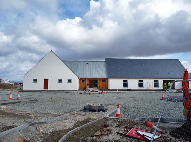 The new Broadford Health Centre