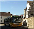 TM0458 : 'Galloway' bus service, Stowmarket by nick macneill