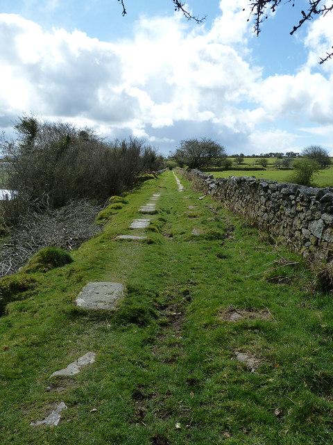 Grasmere Lane - looking southwards