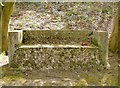 TQ2272 : The Ismay plot, Putney Vale Cemetery: The little birds sang east and the little birds sang west by Stefan Czapski