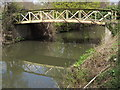TQ0152 : Bowers Lane Footbridge by Colin Smith