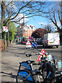 TQ2682 : Cycle Hire, Grove End Road by Oast House Archive