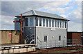 NX0661 : Stranraer signal cabin by The Carlisle Kid