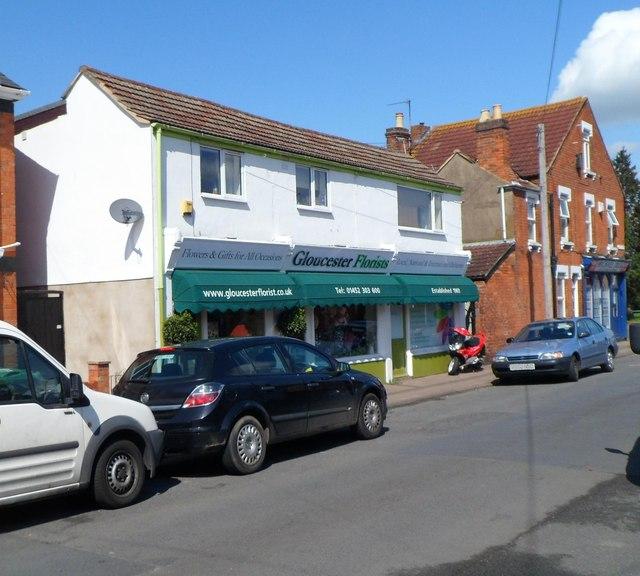 Gloucester Florists, Calton Road, Gloucester