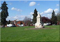 SO8317 : Thomas Nelson Foster Memorial, Gloucester by Jaggery