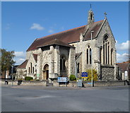 SO8317 : The Church of St Paul and St Stephen, Gloucester by Jaggery