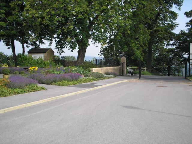 Entrance to Audley Clevedon Retirement Village