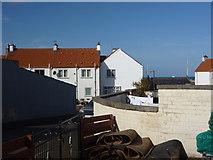 NT6779 : East Lothian Townscape : Castle Gate, Dunbar by Richard West
