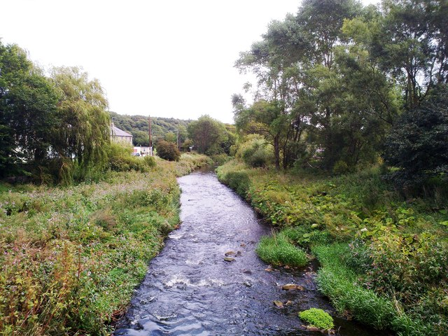 River Derwent at Blackhall Mill