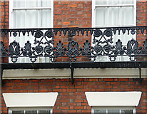 SJ3589 : Detail of Canning Street, Liverpool by Stephen Richards
