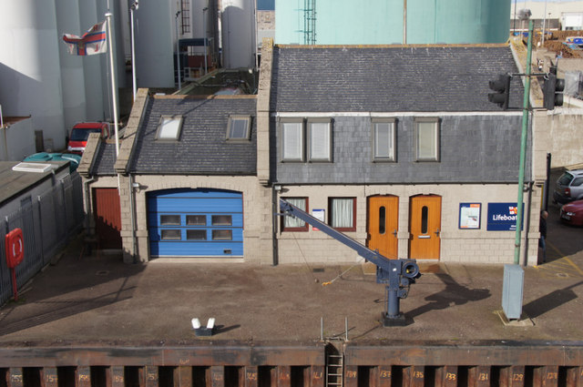 Aberdeen Lifeboat Station
