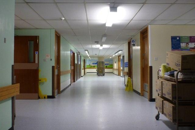 Level Zero, North Devon District Hospital
