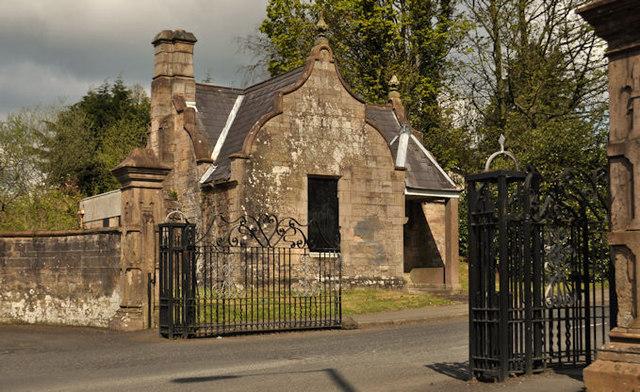 Former gate lodge, Ballymena