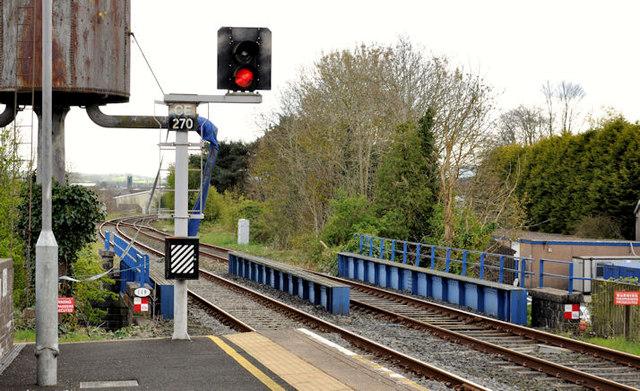 Railway bridge, Ballymena