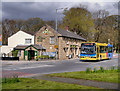 SD7732 : The Walton Arms at Altham by David Dixon