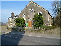SH5639 : Former Zion Baptist Chapel for sale, Porthmadog by Jaggery
