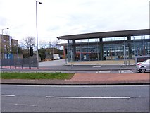 SO9198 : New Bus Stop by Gordon Griffiths