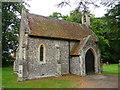 SU1231 : Salisbury - Cemetery Chapel by Chris Talbot