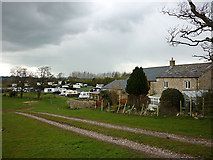 SD6277 : New House Caravan Site near Kirkby Lonsdale by Karl and Ali