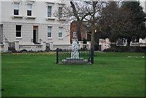 TR1457 : Sundial, Dane John Garden by N Chadwick