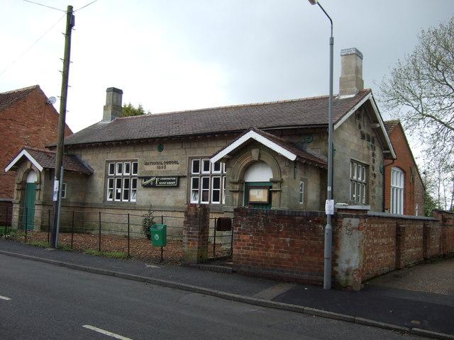 Scout Hut, Coddington