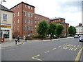 SU1429 : Salisbury - Former Infirmary by Chris Talbot