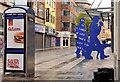 J3474 : Telephone box, Belfast (22) by Albert Bridge